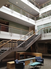 Westborough Office Lobby
