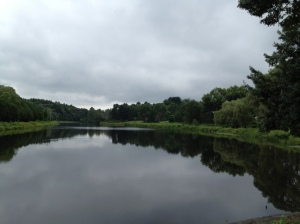 Sudbury Reservoir in Southborough