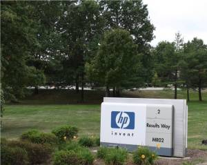 HP Site in Marlborough