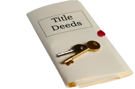 Law: Title Deeds and Keys